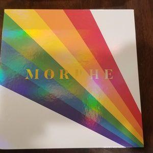 Morphe Live In Color Palette